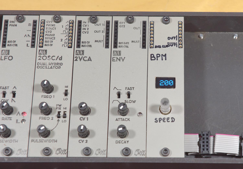 BPM Clock 02